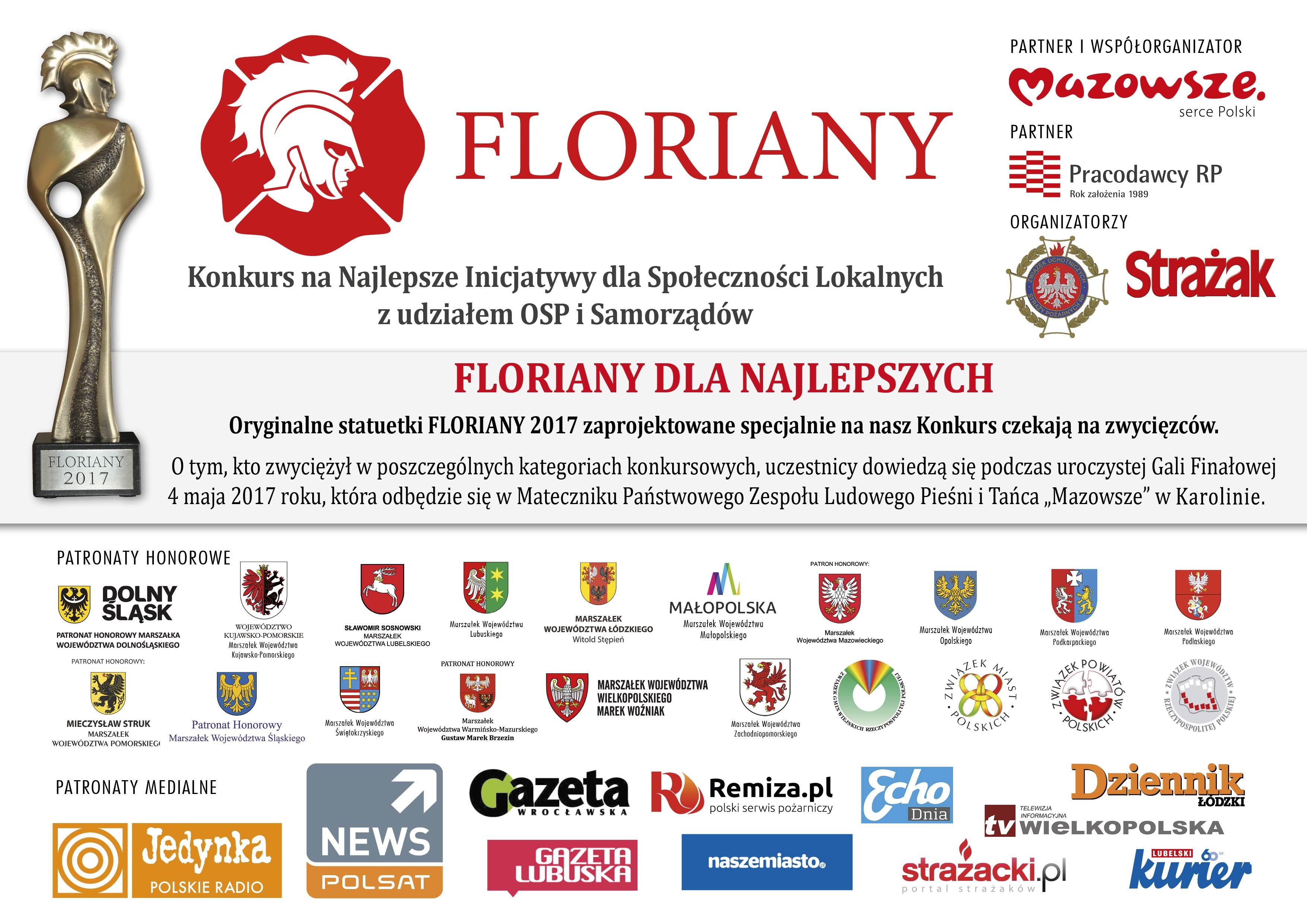 Floriany patronaty
